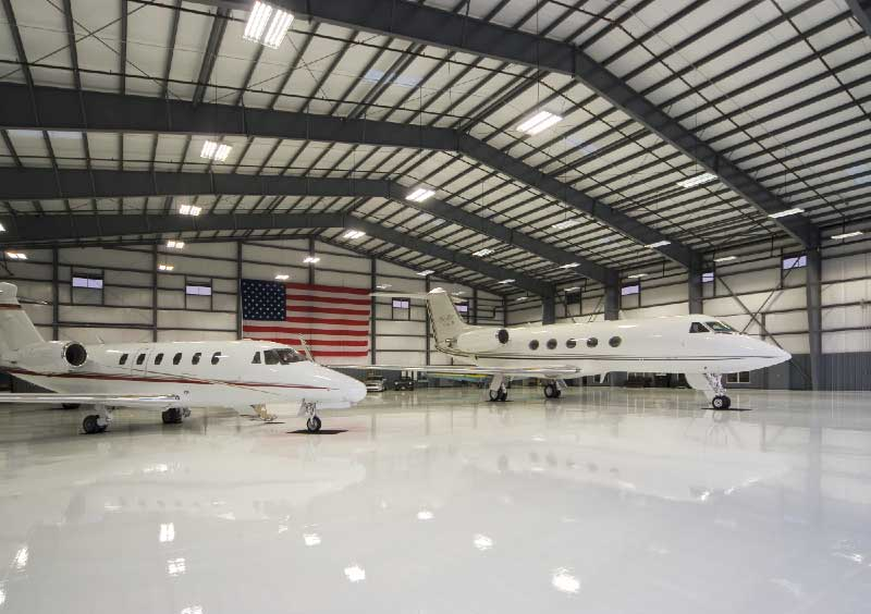 Rent Private Jet Hangar Space Santa Rosa Ca Sonoma County