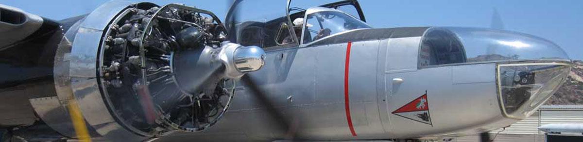 1945 Douglas A-26C Invader for Sale