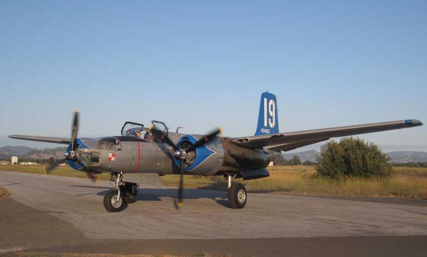1945 Douglas A 26c Invader For Sale