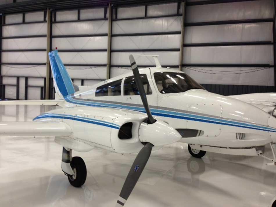 1967 Cessna C310l For Sale