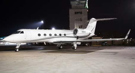 VineJet Gulfstream IV