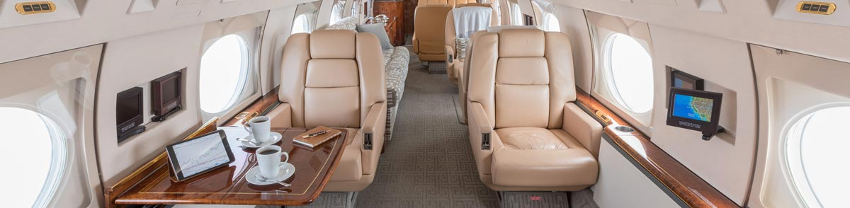 Gulfstream G-III Charter