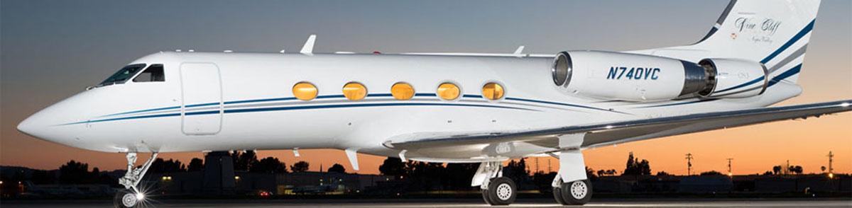 Gulfstream G-III N740VC