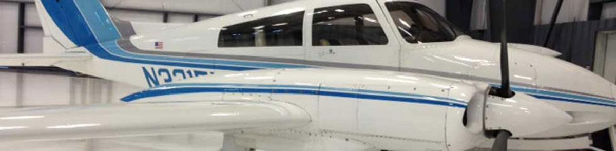 1967 Cessna C310L