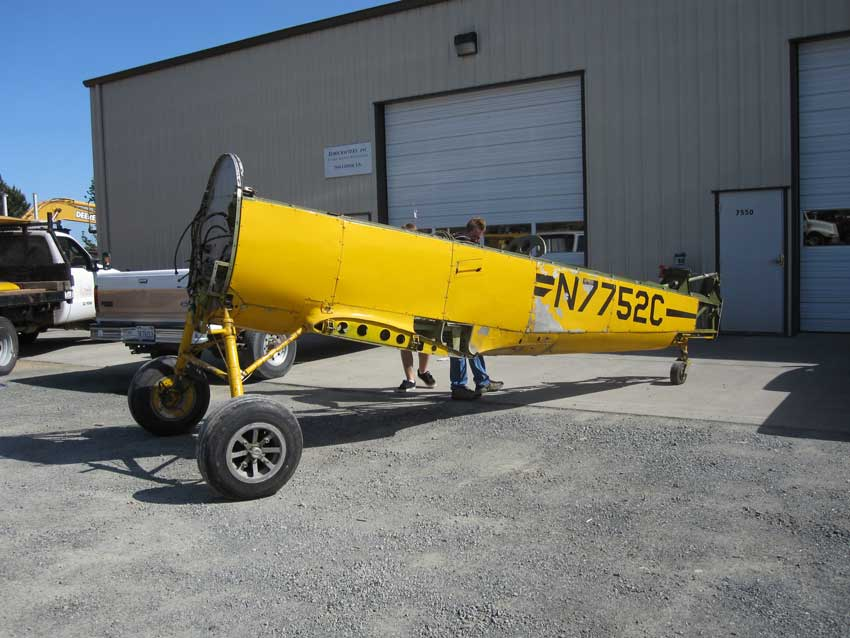 NAF N3N-3 Project for sale